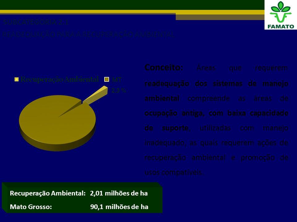 CATEGORIA 4.1 ÁREAS PROTEGIDAS CRIADAS