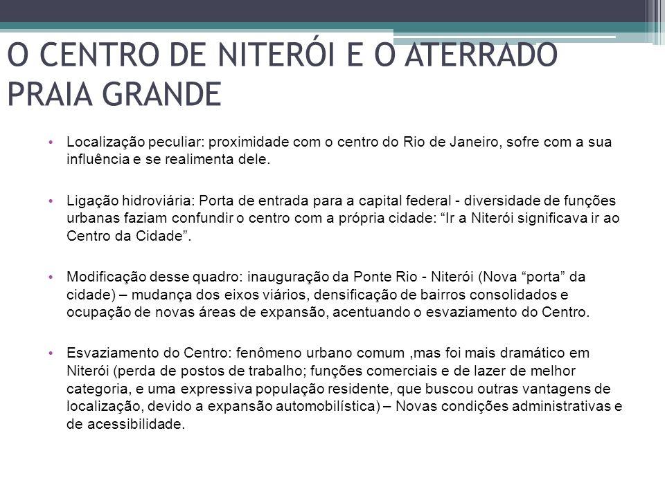 Lei nº 1.604 (1997)- definiu o Caminho como área de especial interesse urbanístico, paisagístico e turístico no perímetro que vai do MAC até a rua 5 do loteamento Jardim Fluminense, de acordo com o contorno do Aterrado Praia grande.