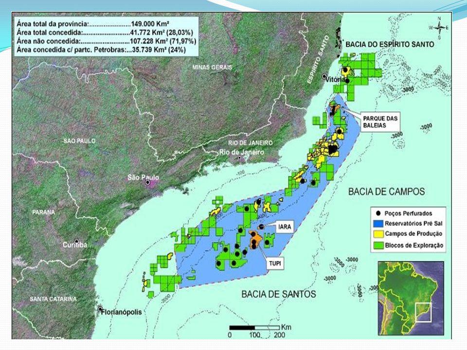 DESAFIOS E OPORTUNIDADES DESAFIOS E OPORTUNIDADES BNDES mapeou investimentos de R$ 1,3 trilhão em projetos para o Brasil, entre 2010 e 2013, contabilizando projetos em andamento e intenções de investimento da indústria, do setor de infra-estrutura e projetos de edificações; Só os projetos da indústria e de infra-estrutura somam R$ 859 bi (66% do total); Na indústria, o destaque é o seguimento de petróleo e gás com R$ 340 bi (40% da indústria e 26% do total); Na infra-estrutura, o destaque é energia, que deve receber R$ 98 bi.