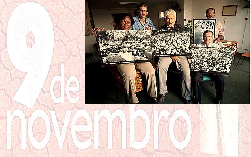 PROGRAMAÇÃO DO DIA 9 DE NOVEMBRO Praça Juarez Antunes - Vila 8 hs.