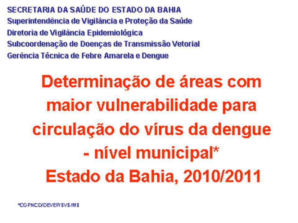 Históricos dos resultados do Levantamento Rápido de Índices de Infestação pelo Aedes aegypti (LIRAa) Q2 Q3 Q4 Q1 Valor 0 Valor 1 Valor 5 Valor 10 2006