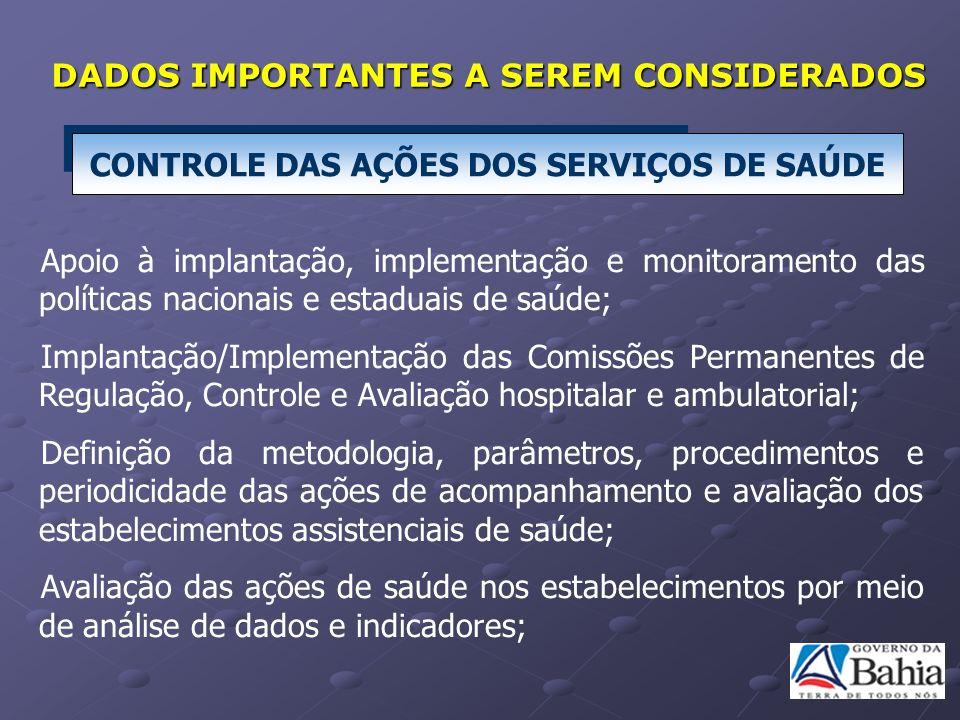 Apoio à implantação, implementação e monitoramento das políticas nacionais e estaduais de saúde; Implantação/Implementação das Comissões Permanentes d