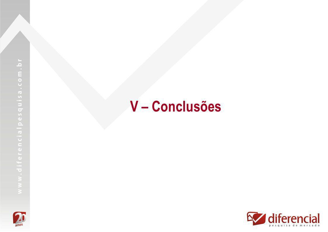 V – Conclusões