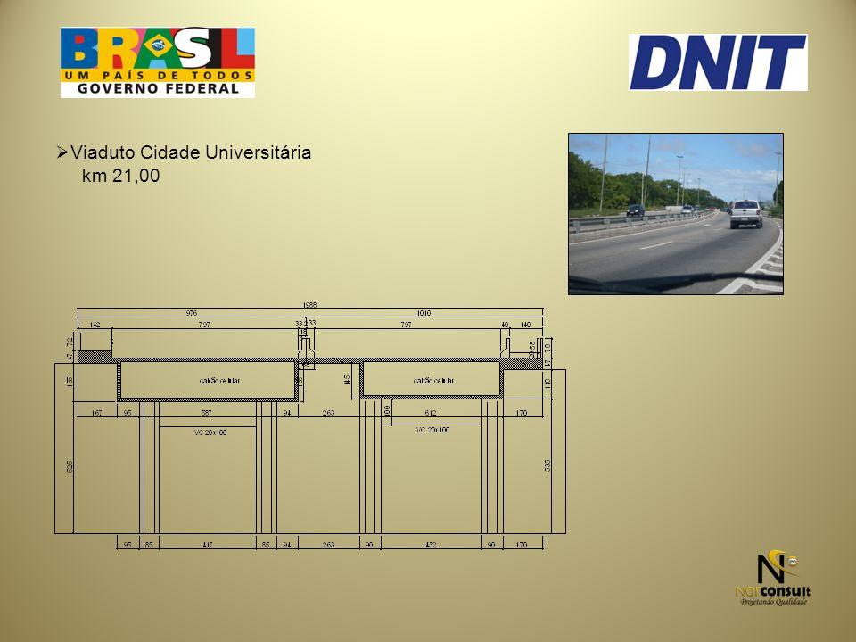 Viaduto Cidade Universitária km 21,00
