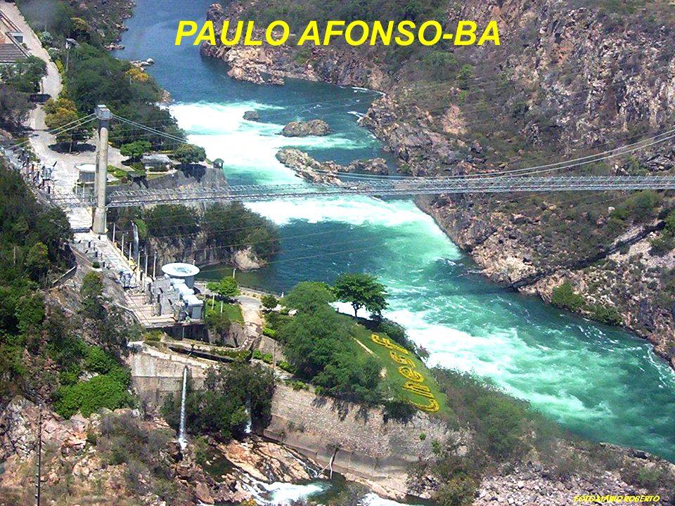 PAULO AFONSO-BA