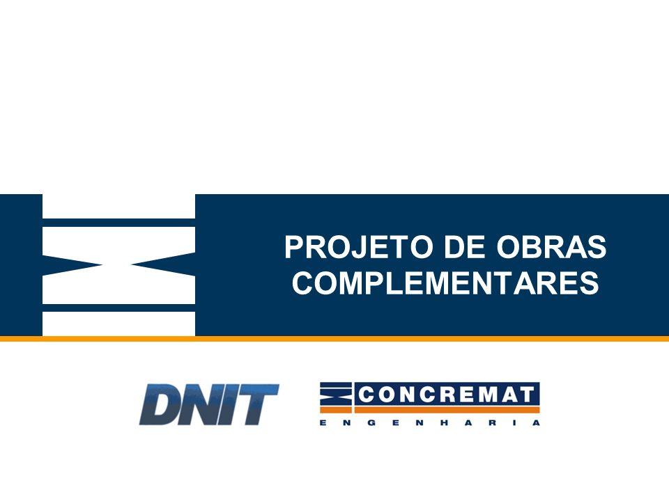 PROJETO DE OBRAS COMPLEMENTARES