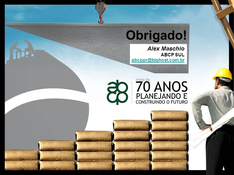 30 mais de Alex Maschio ABCP SUL abcppr@bighost.com.br Obrigado!