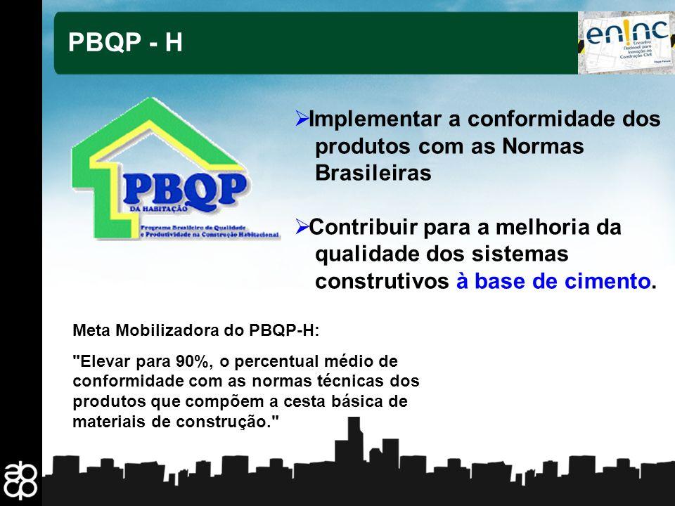 9 Meta Mobilizadora do PBQP-H: