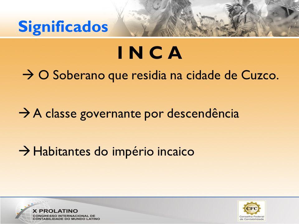 Governantes Voracocha Inca – 1410 Huayna Capac – 1527
