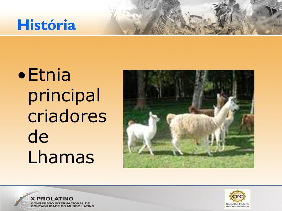 História Chegou a possuir 12 milhões de habitantes Área territorial do sul da Colômbia ao norte da Argentina