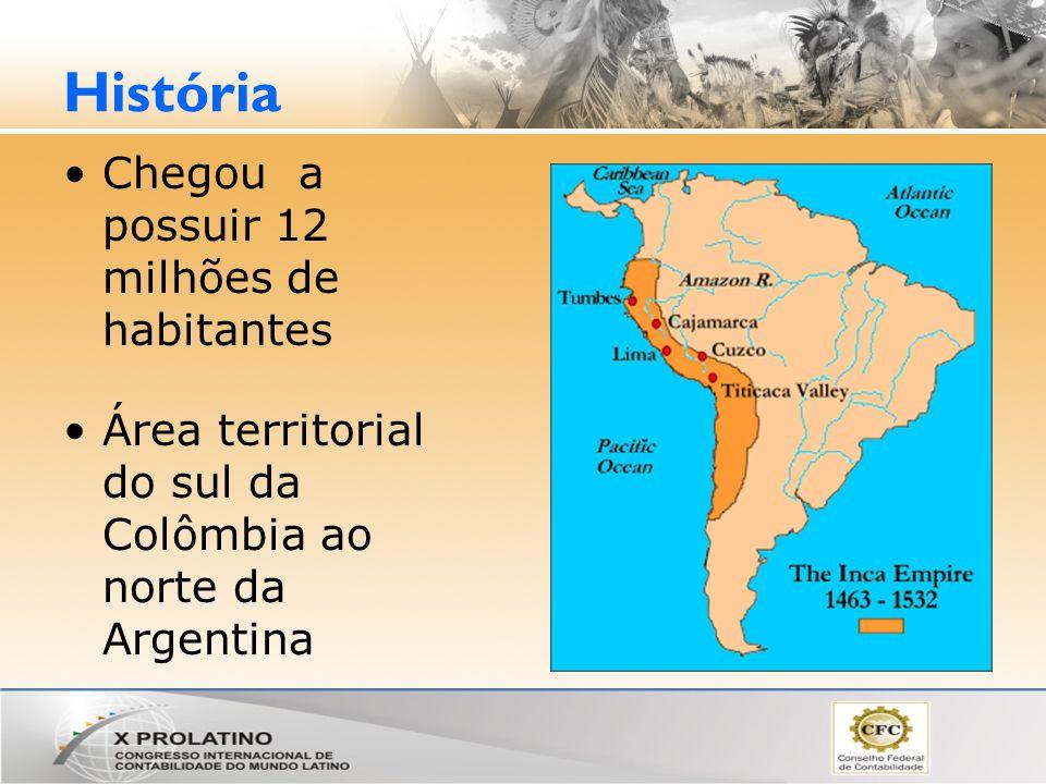 Conclusão Com base no exposto podemos concluir que os conhecimentos contábeis do povo Inca possuíam as seguintes características: 1.