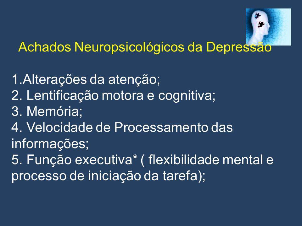 Comprometimento Cognitivo Leve - Estágios intermediários entre indivíduos normais e aqueles que já apresentam alguma síndrome demencial; - Apresenta comprometimento em um ou mais domínios em relação ao esperado para a idades, porém sem atender os critérios para demência;
