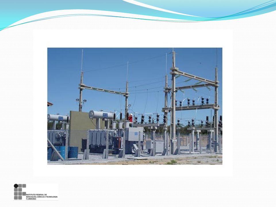 DISTRIBUIÇÃO Parte do sistema elétrico já dentro dos centros de utilização.