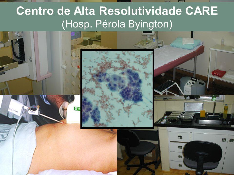 Centro de Alta Resolutividade CARE (Hosp. Pérola Byington)