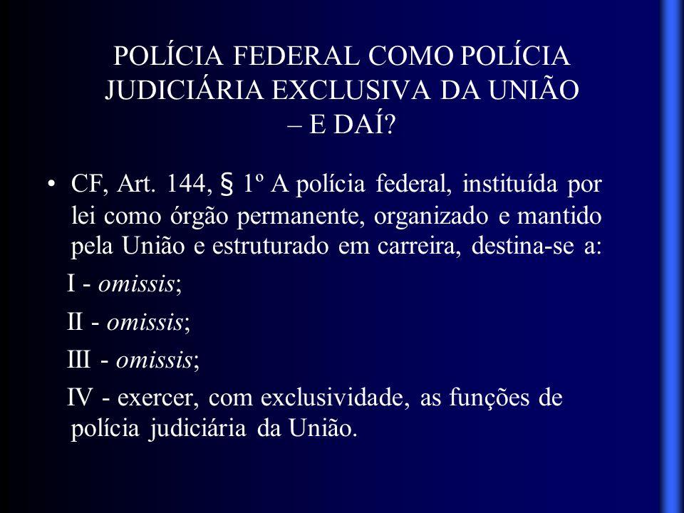 QUEBRA DO SIGILO BANCÁRIO Contas públicas / Convênios Quebra direta (Parecer BACEN* / Decisões STF) * Parecer/2005/00474/PGBCB/PR3SP, de 25/10/2005.