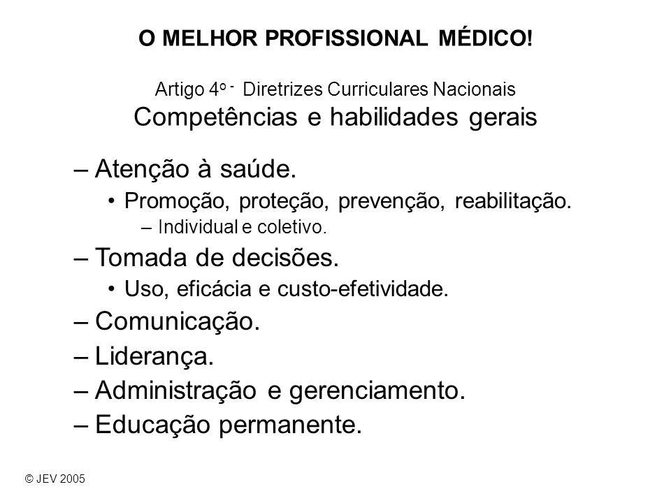 –Atenção à saúde. Promoção, proteção, prevenção, reabilitação. –Individual e coletivo. –Tomada de decisões. Uso, eficácia e custo-efetividade. –Comuni
