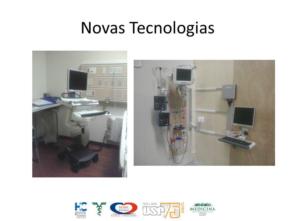 Ação: Implantar um novo Sistema de Pacientes no Complexo HC Meta: Ter um novo Sistema de Pacientes implantado no Complexo HC em 36 meses