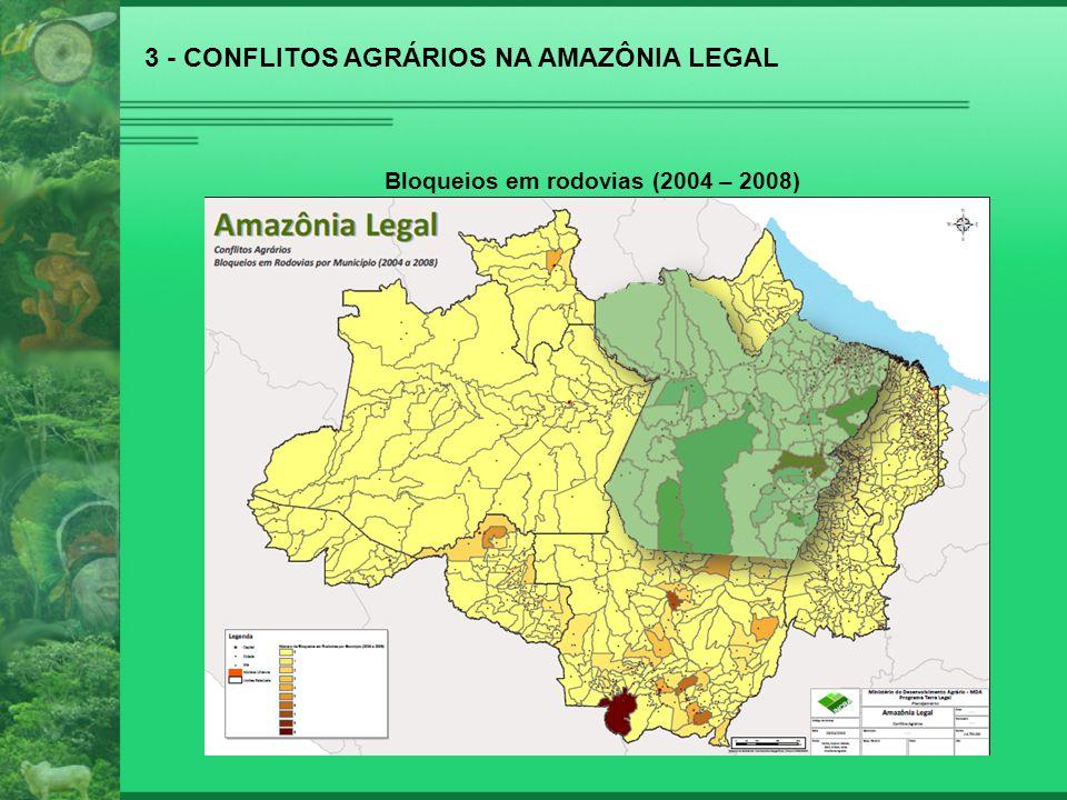 Concentração de recursos na obtenção de terras para a reforma agrária.