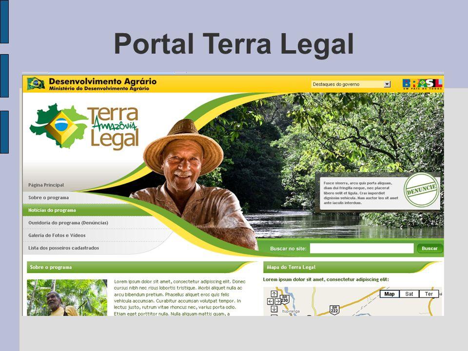Portal Terra Legal