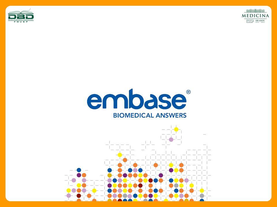 Embase é uma base de dados internacional, conhecida por sua extensa cobertura da literatura biomédica e de drogas, produzida pela Elsevier.