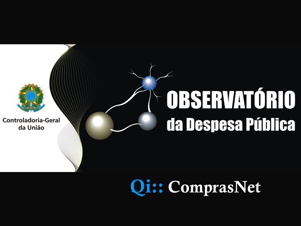Qi:: ComprasNet