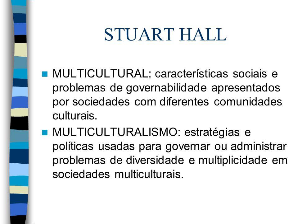 Condições de emergência das sociedades multiculturais Fim do velho sistema europeu e lutas de libertação das colônias.