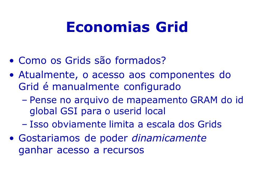 Economias Grid Como os Grids são formados.