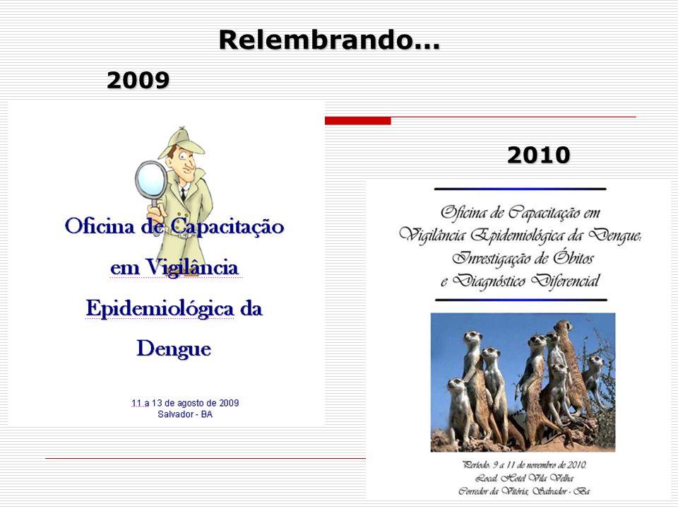 2009 2010 Relembrando...
