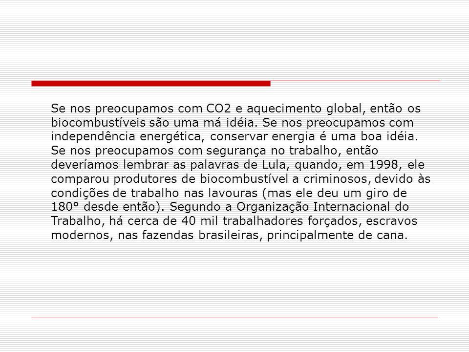 O Globo: As nações em desenvolvimento tentam atingir os padrões de alimentação dos países ricos basicamente, comer carne todo dia.