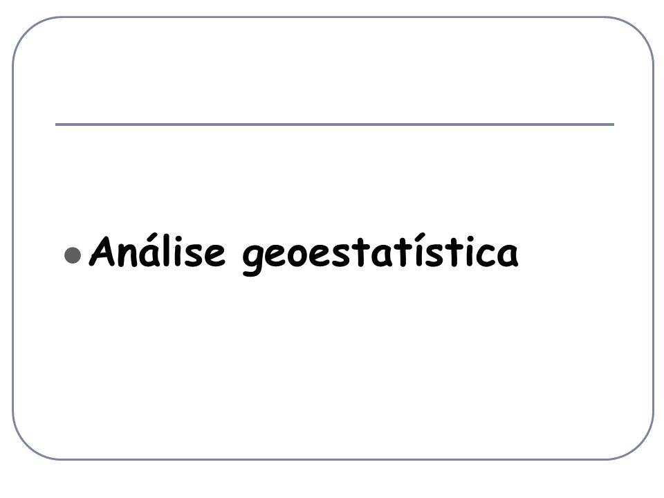 Análise geoestatística