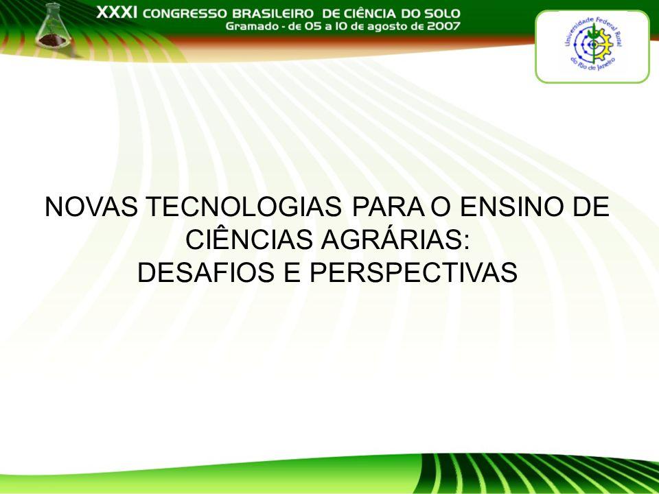 Utilização de modelos e metodologias que priorizem o trabalho e a vida no campo, respeitando suas características, princípios e valores.
