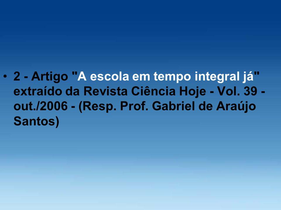 Capítulo I Por que o Brasil continua atrasado em desenvolvimento educacional a- Matéria de salvação pública Breve resumo histórico e uma passagem resumida sobre as principais conclusões do livro.