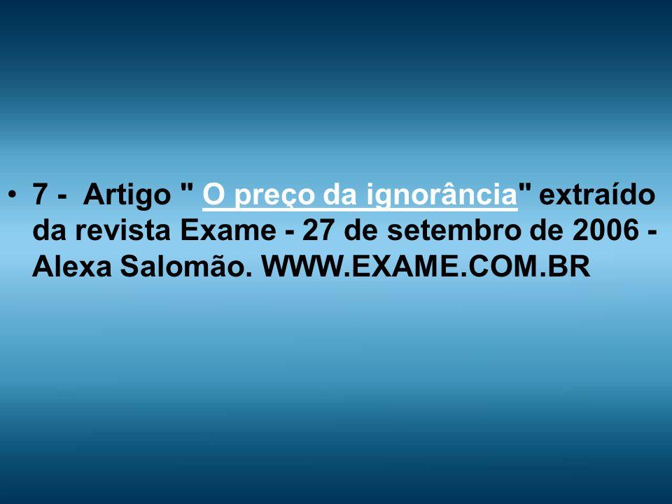 Política Educacional no Brasil Caminhos para a salvação pública Autor: David N.