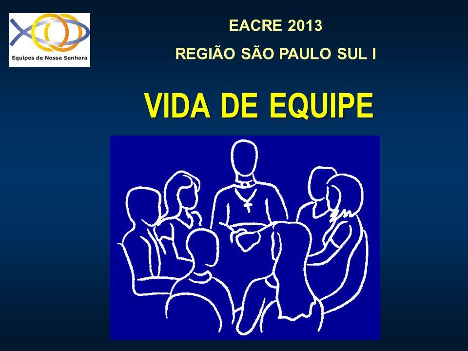 EACRE 2013 REGIÃO SÃO PAULO SUL I Casal Ligação