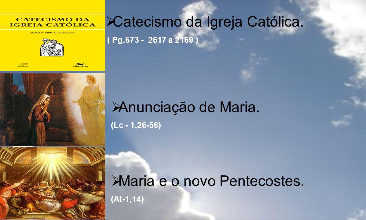 O Magnificat é o cântico mais recitado pelo povo de Deus;(é recitado pelos Equipistas, 24 horas do dia em todo o mundo). O Magnificat é o cântico mais