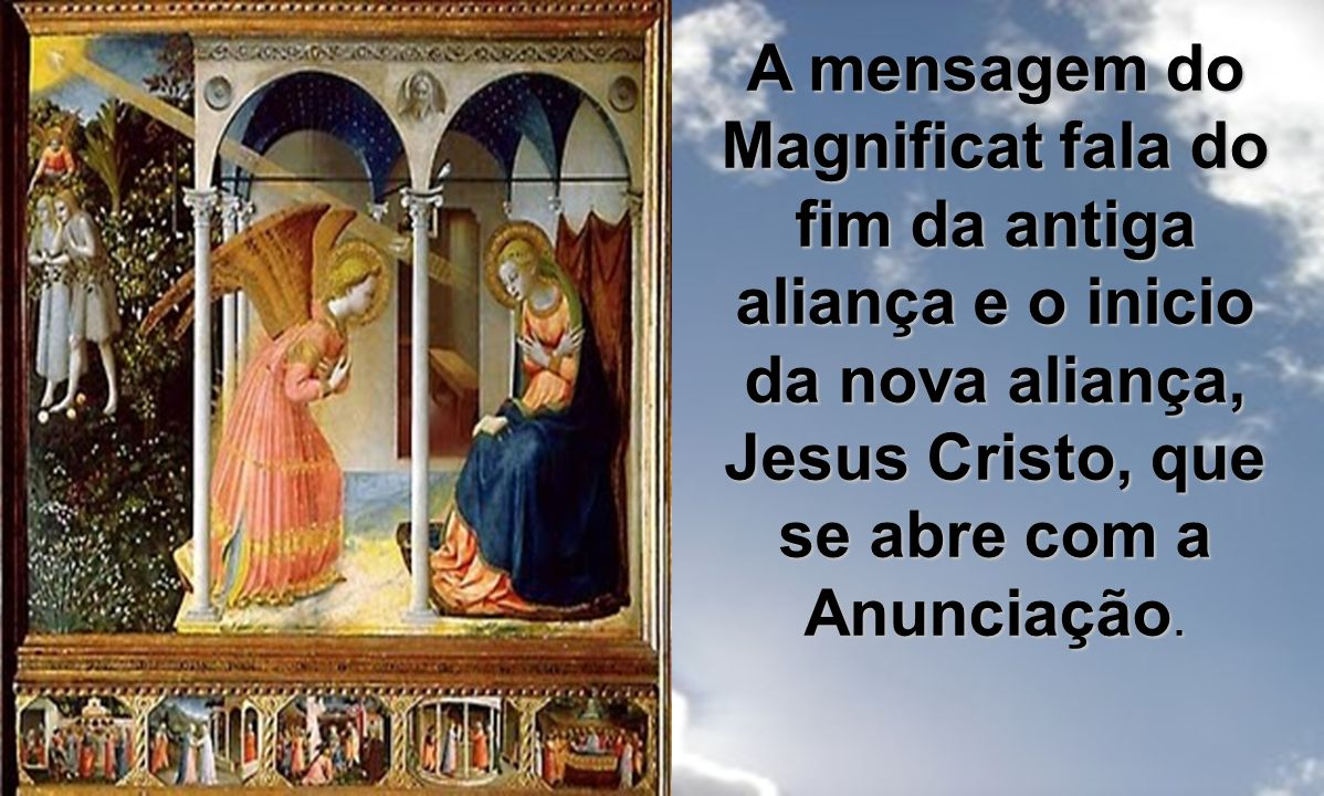 ( Lc 1,46-55 ) A oração diária dos Equipistas As Equipes se colocam sob a proteção de Nossa Senhora.