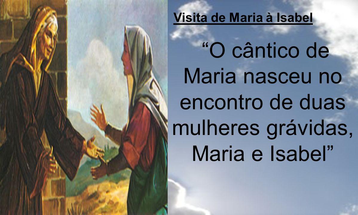 As palavras do Anjo Gabriel na Anunciação ressoavam poderosamente no coração da virgem.