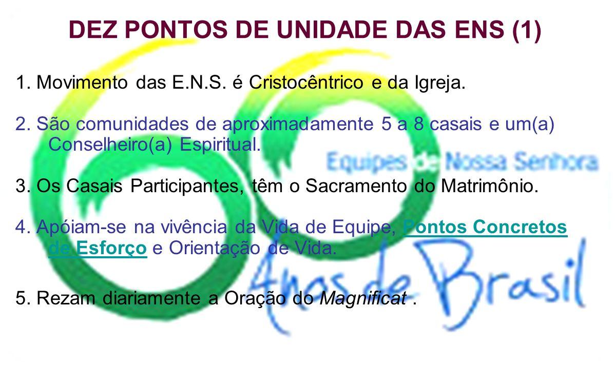 DEZ PONTOS DE UNIDADE DAS ENS (2) 6.