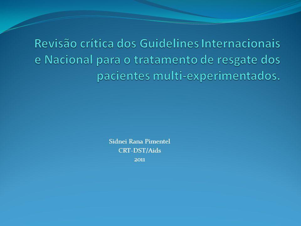 Sidnei Rana Pimentel CRT-DST/Aids 2011