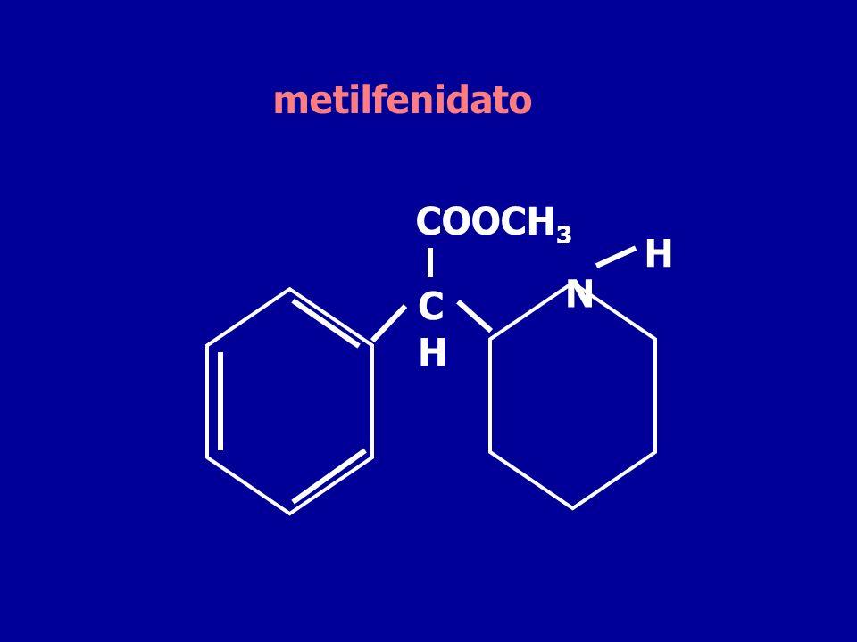 CHCH COOCH 3 N H metilfenidato