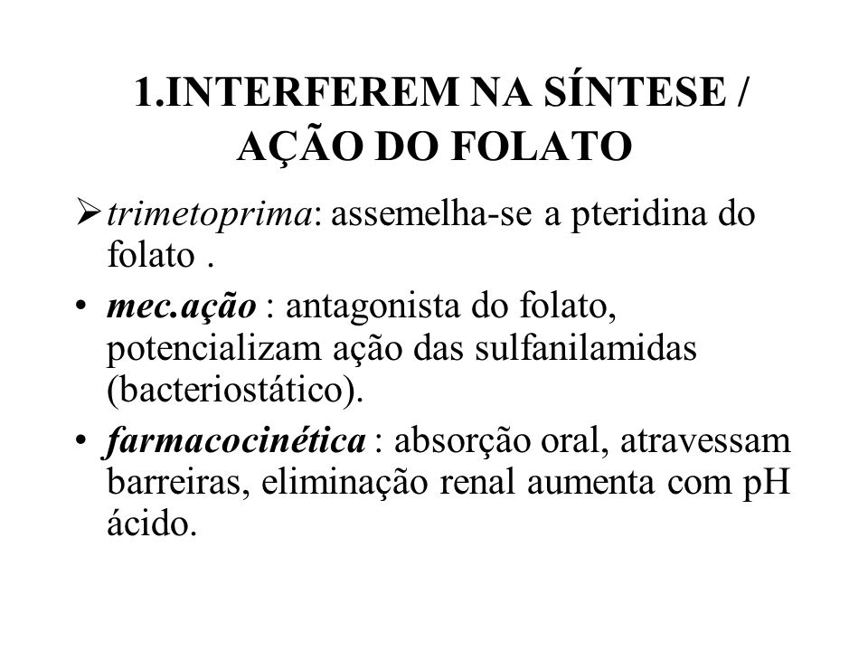 POLIMIXINAS Polimixina B e Colistina (Polimixina E) extremamente nefrotóxicas, restrita ao uso tópico Indicações terapêuticas : bactéria Gram - ; uso tópico : infecções na pele, ouvido,olho e membranas submucosas.