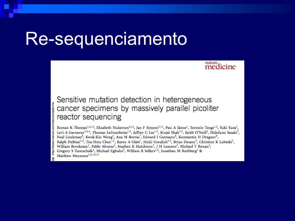 Re-sequenciamento
