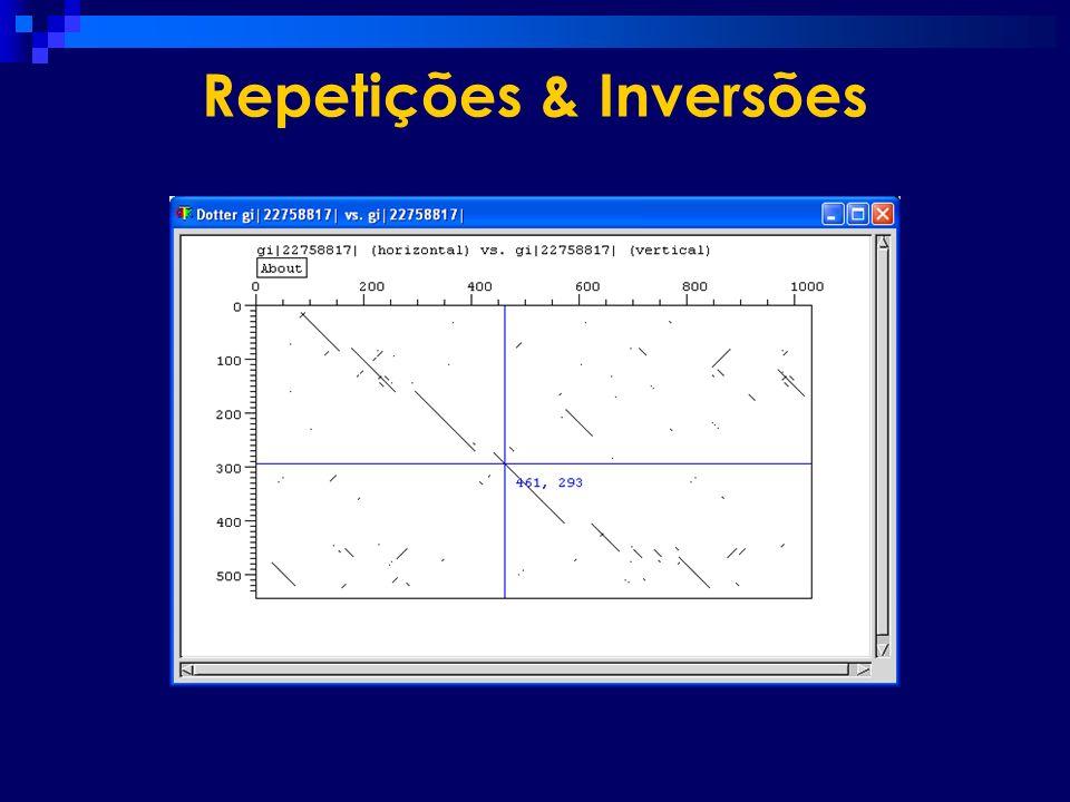 Repetições & Inversões