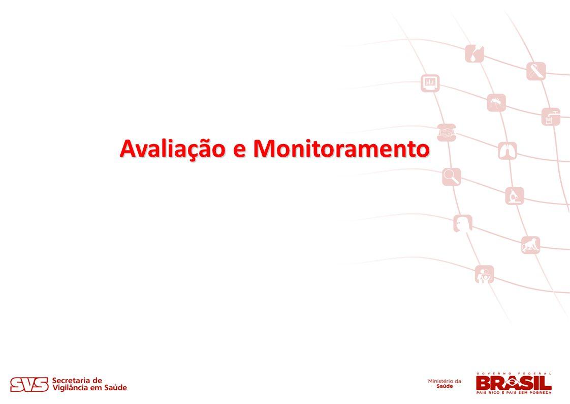 Avaliação e Monitoramento