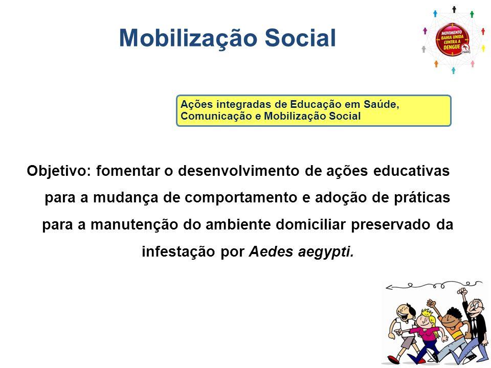Mobilização Social www.flem.org.br Objetivo: fomentar o desenvolvimento de ações educativas para a mudança de comportamento e adoção de práticas para