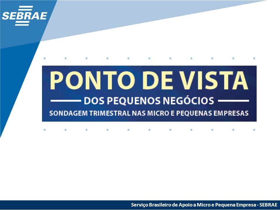 Serviço Brasileiro de Apoio a Micro e Pequena Empresa - SEBRAE