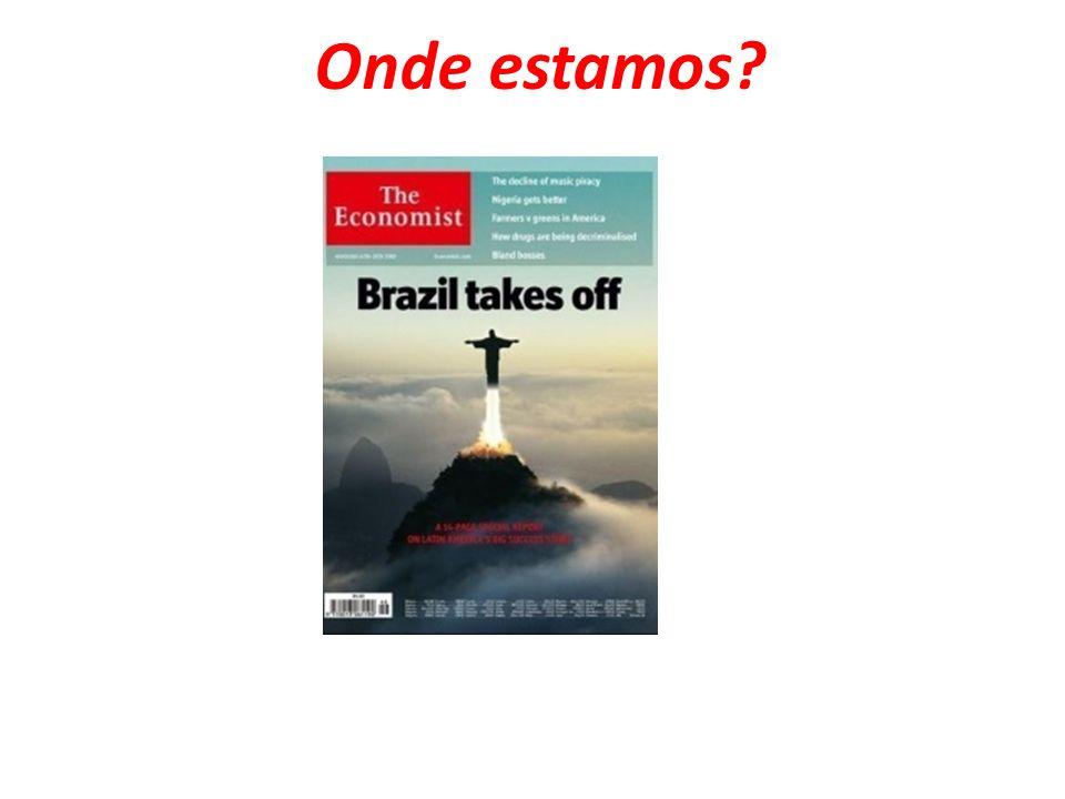 Carlos Alberto dos Santos Onde estamos?