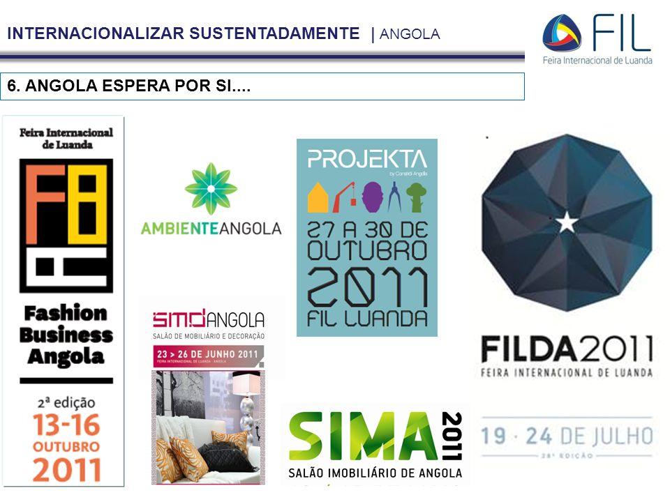 INTERNACIONALIZAR SUSTENTADAMENTE | ANGOLA 6. ANGOLA ESPERA POR SI....