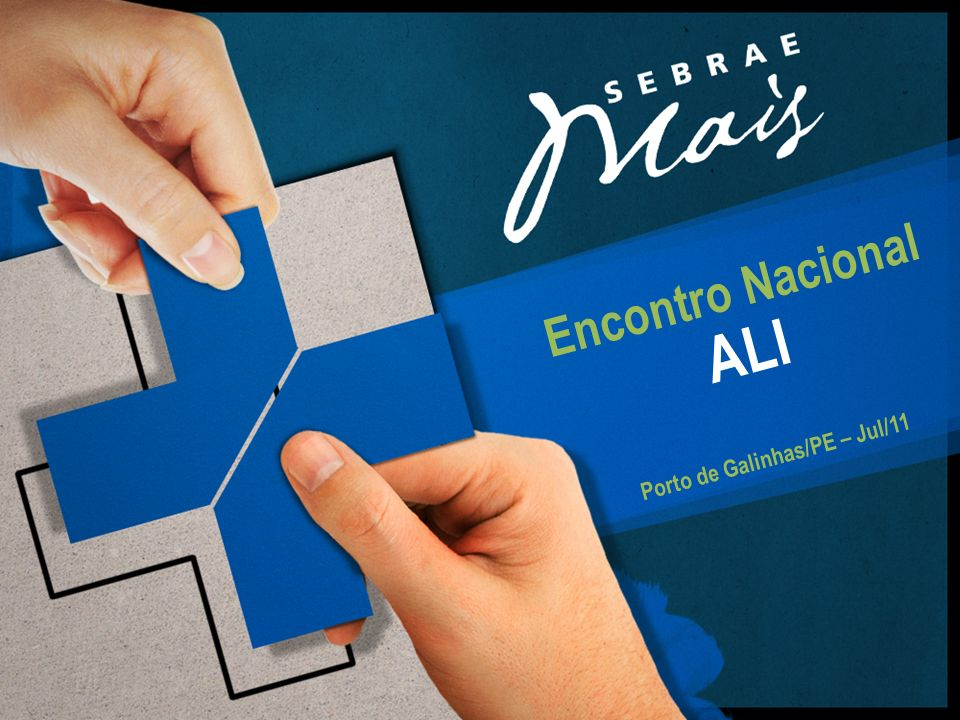 Encontro Nacional ALI Porto de Galinhas/PE – Jul/11