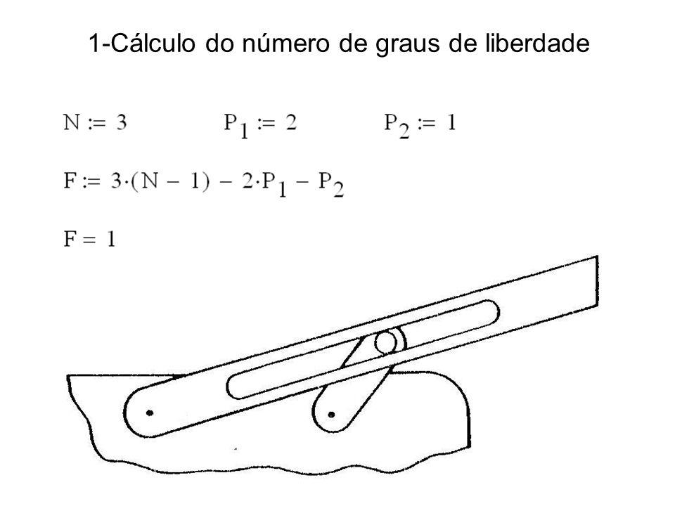 1-Cálculo do número de graus de liberdade
